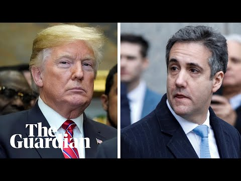 Trump's former fixer Michael Cohen sentenced to three years in prison