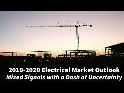 2019 Electrical Market Forecast updateFINAL