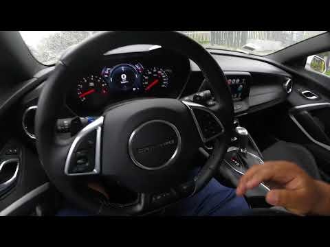 Review Of 2017 Camaro 1ss Interior Subscribe
