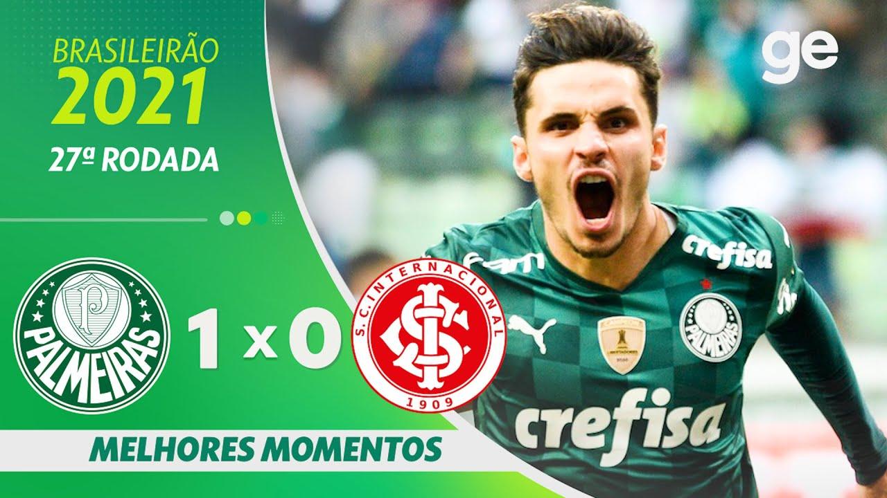 Download PALMEIRAS 1 X 0 INTERNACIONAL | MELHORES MOMENTOS | 27ª RODADA BRASILEIRÃO 2021 | ge.globo