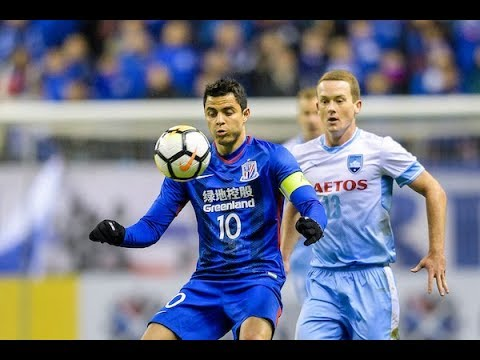 Shanghai Shenhua 2-2 Sydney FC (AFC Champions League 2018: Group Stage)