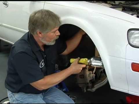 How To Remove A CV Axle– AutoZone Car Care