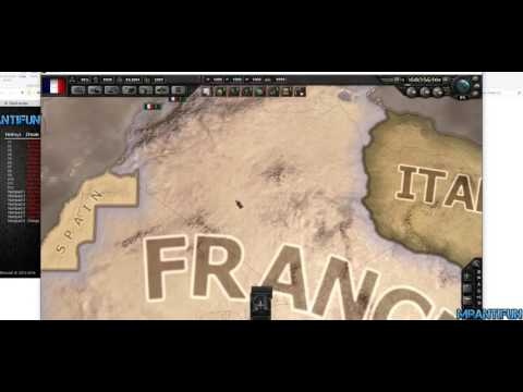 Hearts of Iron IV Ultimate Trainer ,Changing countries mod ,Super Resources +19 cheats