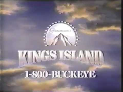 Paramount's King's Island commercial 1993