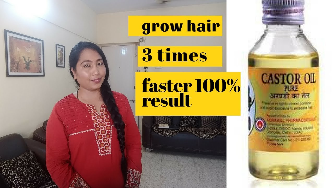 058d6110f7a castor oil for hair growth in hindi|grow hair 3 times faster 100%  Result|makeup secrets