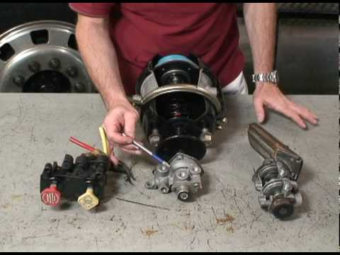 Spring Brake Relay Valve SR-1