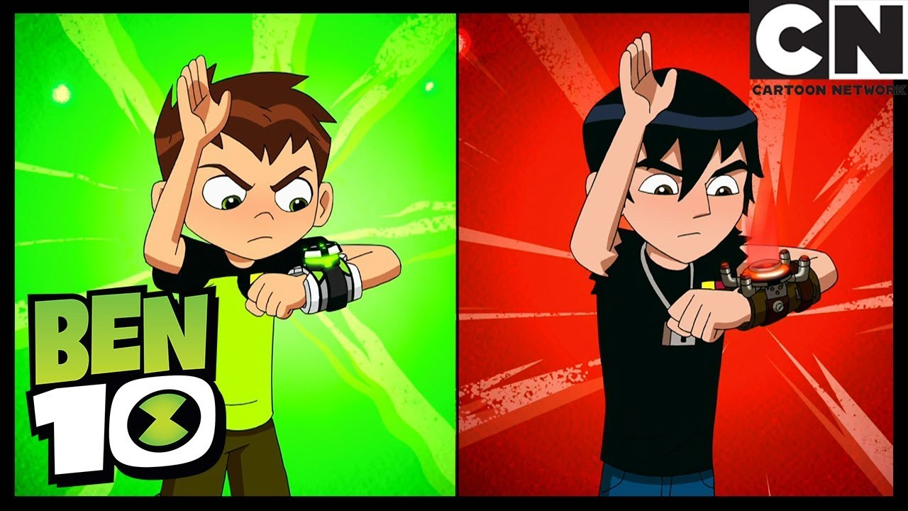 Ben 10 Ben Joins The Forever Knight Roundabout Part 1
