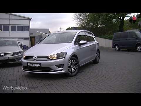 Volkswagen Golf Sportsvan 1.6 TDI Allstar ( Euro6 ) AHK PDC