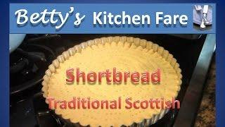 Shortbread  Traditional Scottish Style.mpg