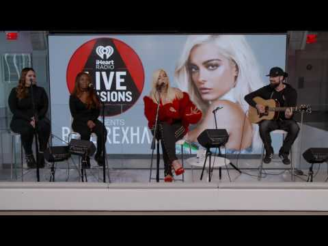 Bebe Rexha - Me Myself & I (iHeartRadio Live Sessions on the Honda Stage)