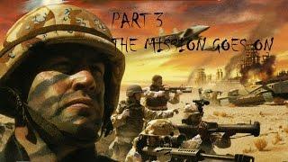 Conflict Desert Storm 3 Sneak Attack