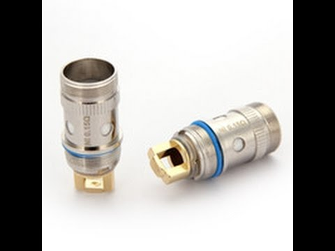 Eleaf Melo-(aspire Atlantis) -Nickel Coil Rebuild- Tutorial