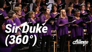 Sir Duke (360°) | Allegro Community Chorus