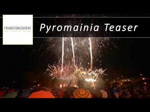 PyroMAINia 2015 Aftermovie Teaser - Hotel Franziskushöhe
