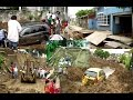 Se derrumba obra de pavimentación de alcalde de Coatzacoalcos