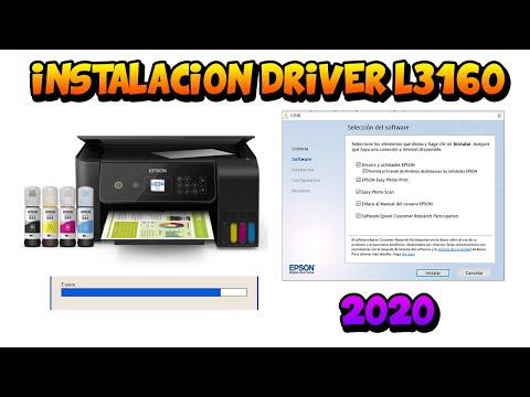 instalacion-driver-impresora-epson-l3160