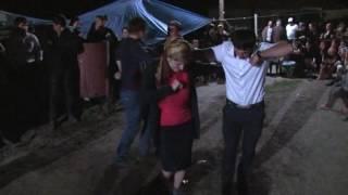 Зажигательная лезгинка. Сельская свадьба в Дагестане.
