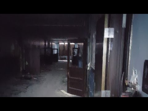 Abandoned School In The D