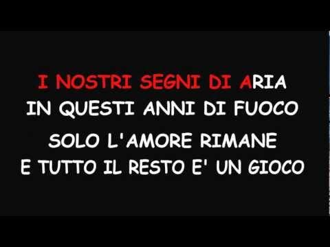 Come Musica - Jovanotti (KARAOKE-HD)