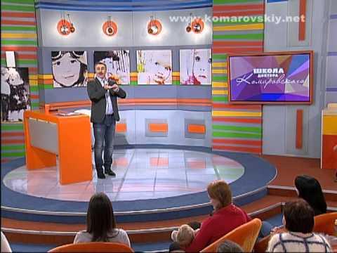 Полезная и неполезная еда - Школа доктора Комаровского