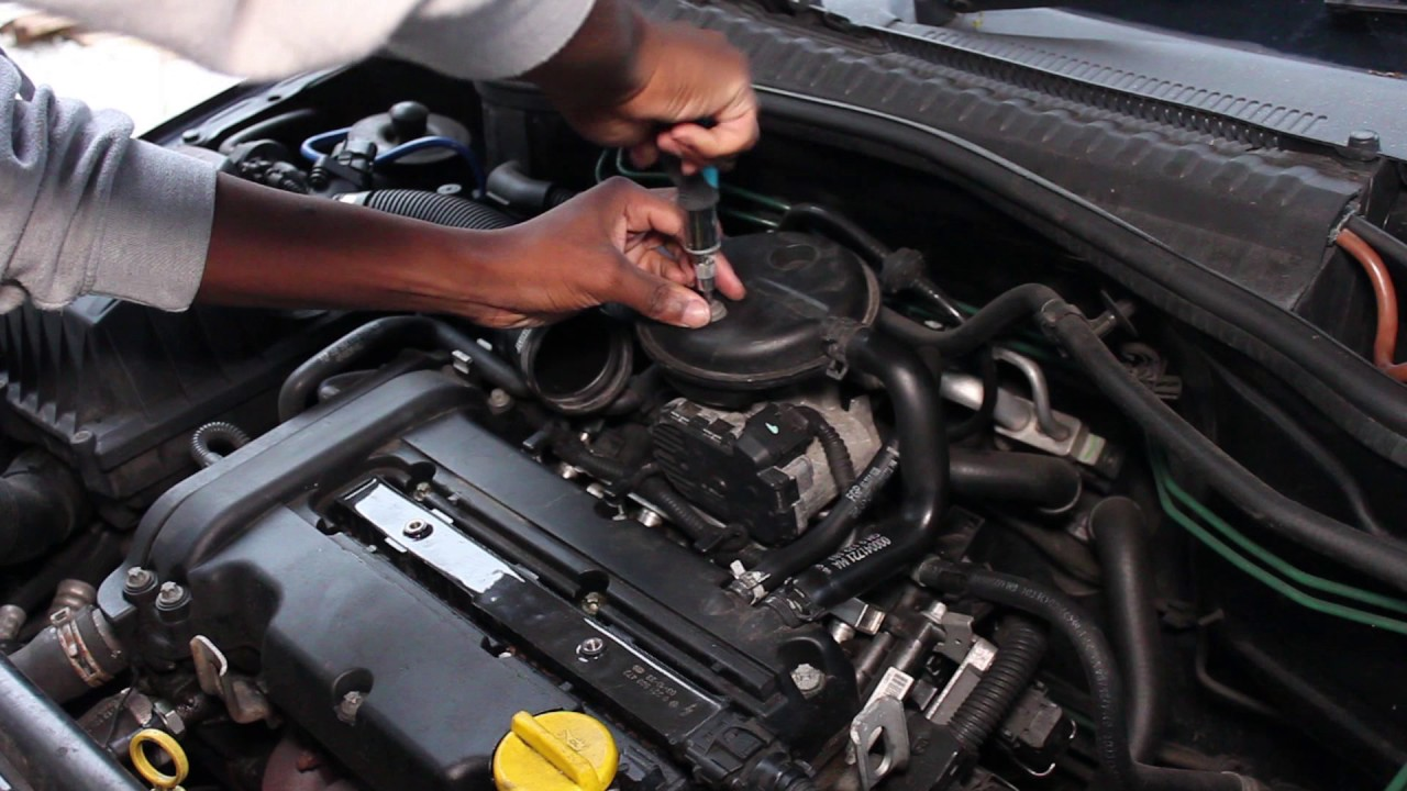 Cars: How to Diagnose & Fix Misfires w/ Basic Tools - Vauxhall/Opel Corsa  by JohnOmi