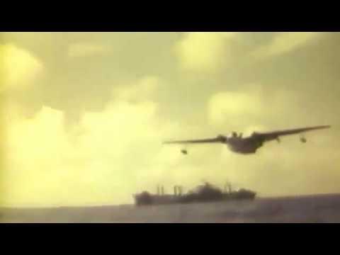 Martin PBM Mariner Drops Life Rafts