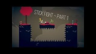 stick fight #1 w/ jackson da games