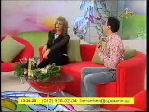 Ekber Elizade-Brilliant Dadashova.Space.tv Her seher.