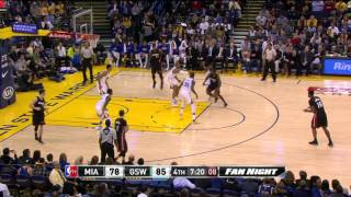 Miami Heat at Golden State Warriors - January...