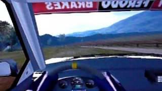 Rally Championship Xtreme GAME PLAY