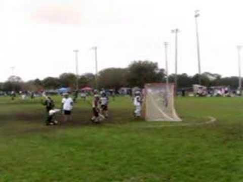 2007 New Tampa Raiders Lacrosse #6 Scores
