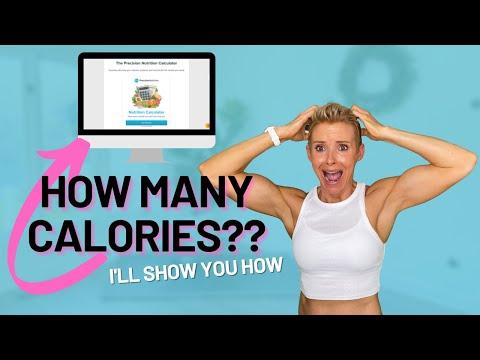 How Many Calories Should I Eat   Calorie Calculator Walkthrough