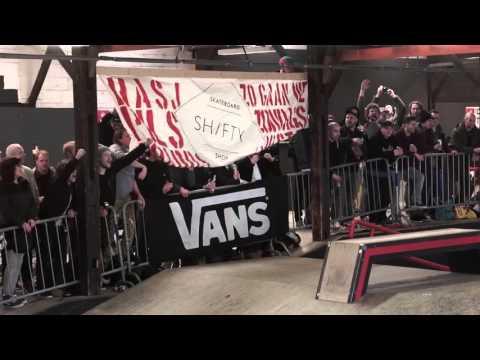 Vans Shop Riot 2016