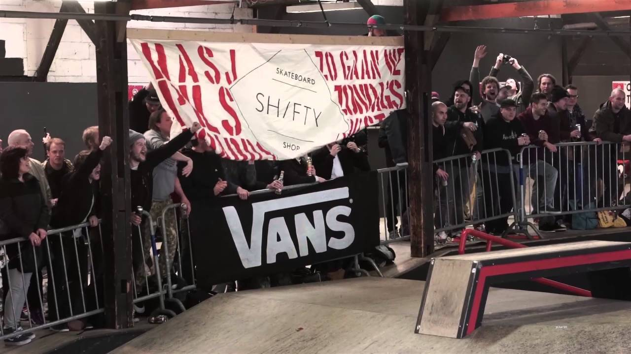 7aa86e00be3 Vans Shop Riot 2016. Flatspot Magazine