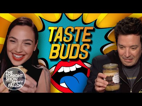 Gal Gadot Tries Taco Bell and More American Food for the First Time