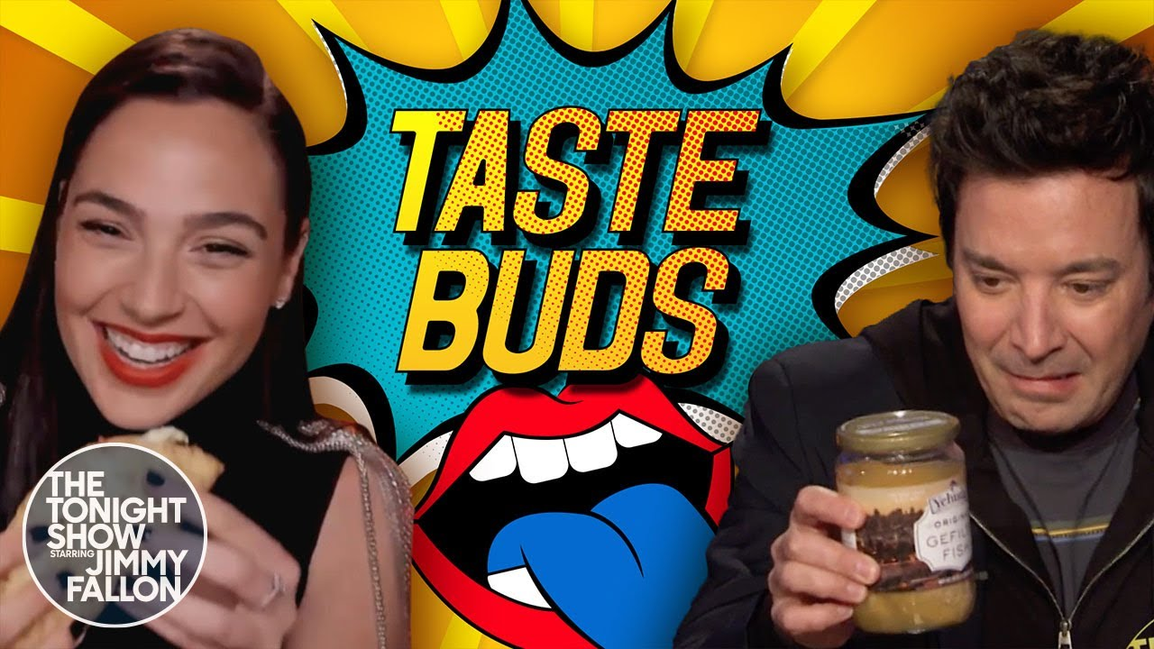 Gal Gadot tried Taco Bell for 1st time during interview with Jimmy ...