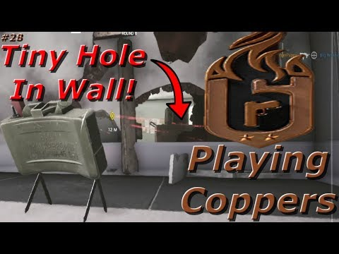 Pro Claymore Placement!? Road To Copper - Rainbow Six Siege Funny Moments