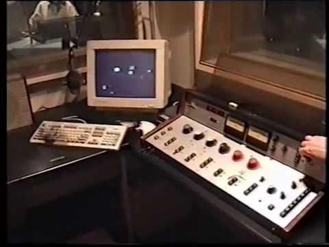 HOFM studio tour