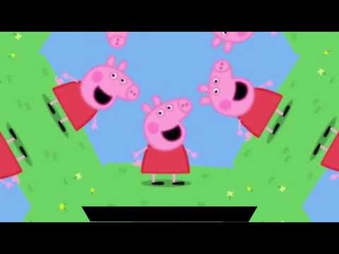 PEPPA PIG  FUNNY VIDEOS INTRO EFFECTS   PART 2 CLEAN TubeID Co