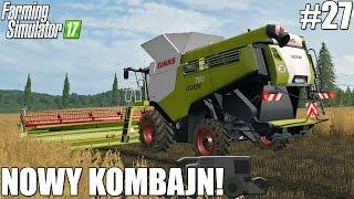 Farming Simulator 17 (#27) - Nowy kombajn!