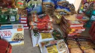 Small Grocery Haul