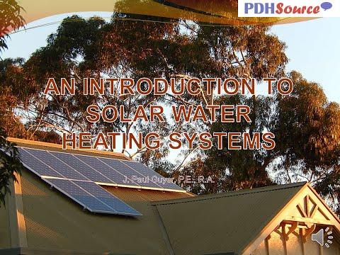 AV PP Solar Water Heating Systems