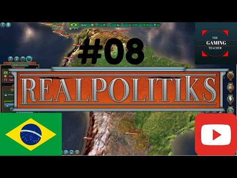 Space colonization - Realpolitiks playing Brazil Part 8