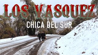 Los Vasquez - Chica del Sur (Selfie-Clip Oficial)