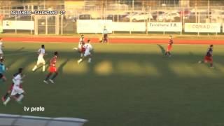 Aglianese-Calenzano 3-1 Promozione Girone A