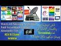 Watch All Indian,Pakistani Paid Scrambled Channels Of Dish TV 95 E Absolutely Free . Urdu Hindi