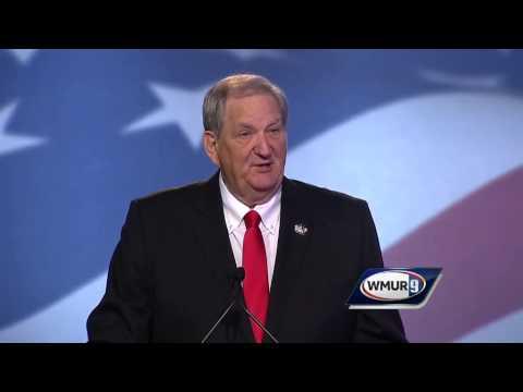 Granite State Debate, U.S. Senate: Smith confirms he