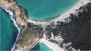 Great Keppel Island - a DIY adventure