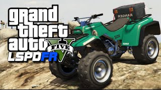 GTA 5 LSPDFR #16 - Mount Chiliad Ranger Patrol : GTA 5 Police Role Play