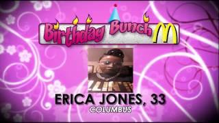Birthday Bunch - 01/11/17